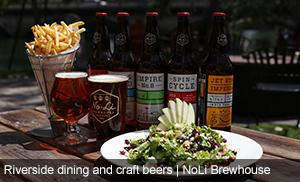 Riverside Dining and Craft beers