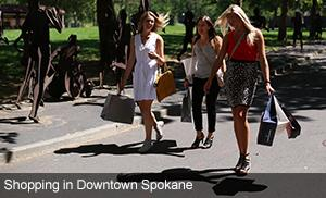 Shopping - Walkable downtown