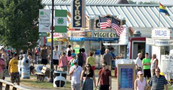 The Hendricks County 4-H Fair begins on Sunday!