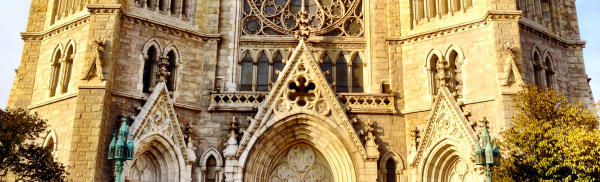Cathedral-header crop