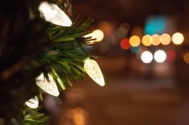 Downtown Carlisle Christmas