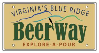 Virginia's Blue Ridge Beerway Logo