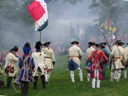 Reenactors Fort Ligonier Days