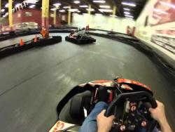 SyKart racing