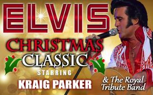 Kraig Parker PAC Christmas concert