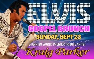 Kraig Parker Gospel Brunch PAC event
