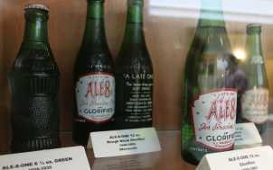 Ale-8-One Bottling Company: Winchester, KY
