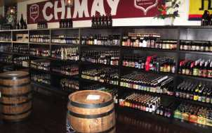 Beer Trappe Interior: Lexington, KY