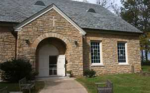 Cane Ridge Meeting House: Paris, KY