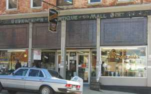 Georgetown Antique Mall: Georgetown, KY