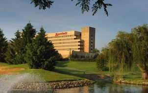Griffin Gate Marriott Resort & Spa; Lexington, KY