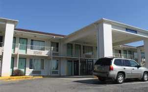Motel 6; Lexington, KY