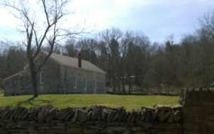 Old Stone Meeting House: Winchester, KY