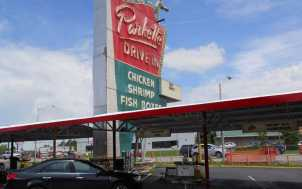 Parkette Drive-in: Lexington, KY