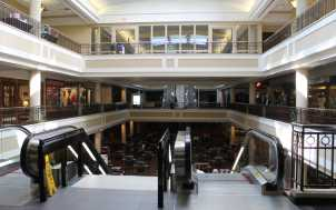 The Shops at Lexington Center: Lexington, KY
