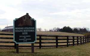 Boone Station State Historic Site: Lexington, KY