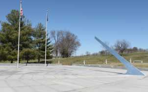 Kentucky Vietnam Veterans Memorial: Frankfort, KY
