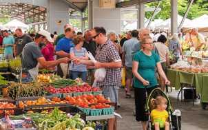 Lexington Farmers' Market