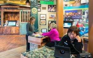 Lexington Visitors Center: Lexington, KY