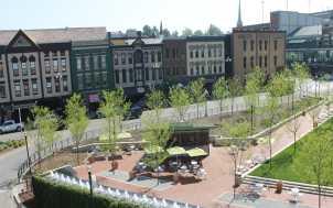 The Square: Lexington, KY