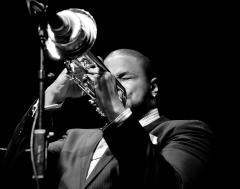 Entertainment_Trumpet Player at Yoshi's_ Photo by  James Knox