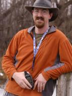 """National 4-H Geospatial Science Taskforce member James """"Boots"""" Hooper is the developer of the new Great Lakes Seaway Trail Geotrail high-tech treasure hunting travel adventure. Photo courtesy of www.seawaytrail.com"""