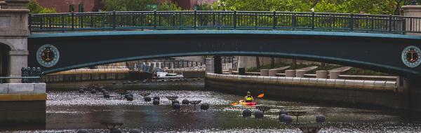 Fathers Day Kayak