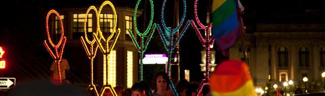 Illuminated Parade