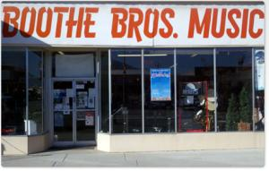Boothe Brothers Music