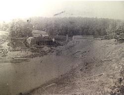 Laurel Lake Dam 1889