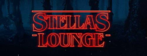 Stella's Stranger Lounge Logo