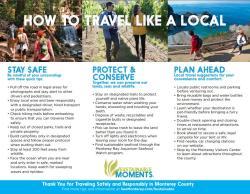 Sustainable Moments Brochure Screenshot