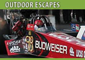 Outdoor Escapes in Topeka