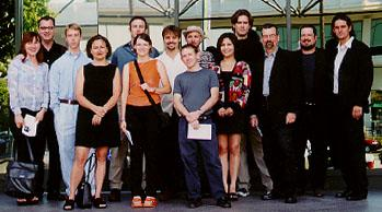 Texas Filmmakers Showcase 2001