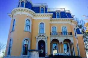 Culbertson Mansion State Historic Site