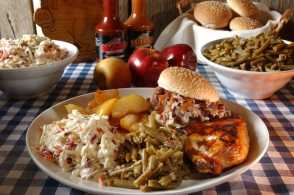 Mark's Feed Store - BBQ