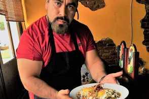Israel's Delicias de Mexico