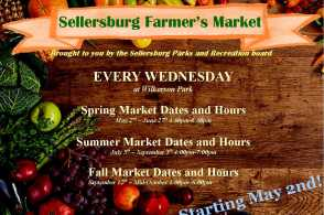 Sellersburg Farmers Market 2018