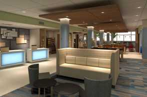 Holiday Inn Express, New Albany