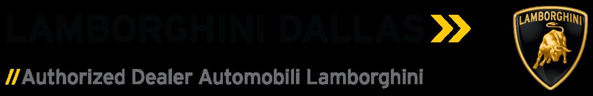 Lamborghini Dallas Logo