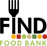 FIND Food Bank Logo