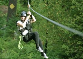 5 Places to Zip Line near the Greater Seattle Area and Puget Sound Canopy Tours NW