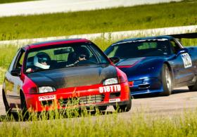Drive your car at Heartland Park Road Course (Weekend 1)