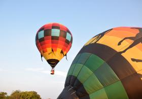 Huff 'n Puff Balloon Rally