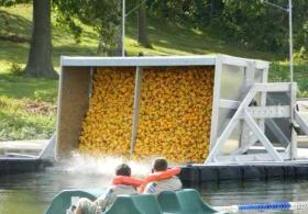 Sertoma Great Topeka Duck Race