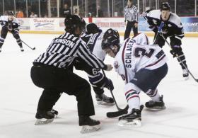 Topeka Roadrunners Hockey