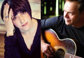 Last Minute Folk presents Kelley Hunt and Jeff Black in Concert