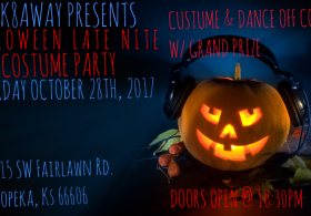 Sk8Away Halloween Late Nite Costume Party