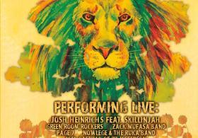 The 2018 Sunshine Reggae Roots Festival