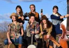 """""""The Skirts"""" in Concert, Prospect Bluegrass to open"""